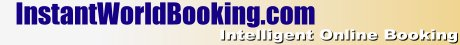 Instant World Booking - Intelligent Online Booking