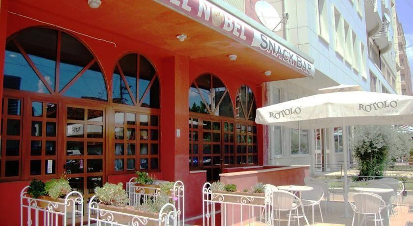 Nobel Hotel, Tirana, Albania, Albania hostels and hotels