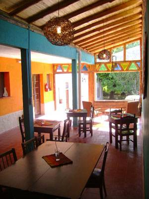 Andamundos Hostel, Mina Clavero, Argentina, find hotels with restaurants and breakfast in Mina Clavero
