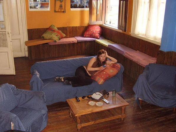 Arg Youth Hostel, Buenos Aires, Argentina, highly recommended travel hotels in Buenos Aires