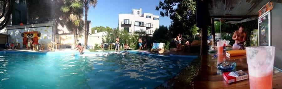 Banana Hostel, Mendoza, Argentina, family history trips and theme travel in Mendoza