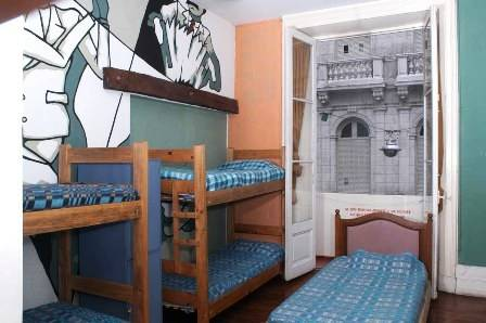 BA Stop Hostel, Buenos Aires, Argentina, trendy, hip, groovy hotels in Buenos Aires