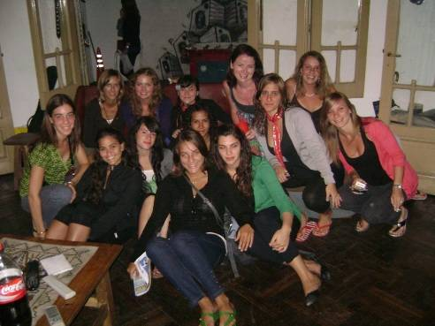 Cool Raul Hostel, Rosario, Argentina, more hotels in more locations in Rosario