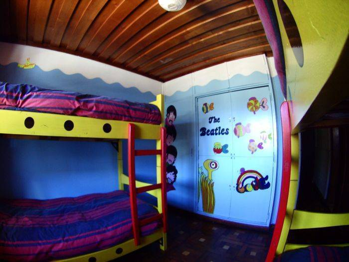 Hostel Achalay, San Carlos de Bariloche, Argentina, scenic hotels in picturesque locations in San Carlos de Bariloche