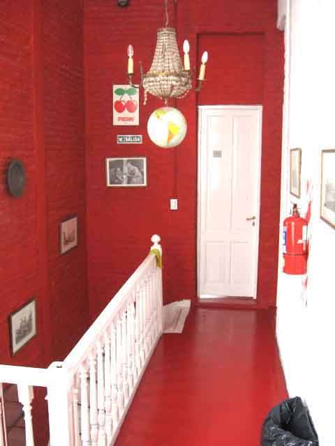 Hostel Carlos Gardel, Buenos Aires, Argentina, hotels in safe locations in Buenos Aires