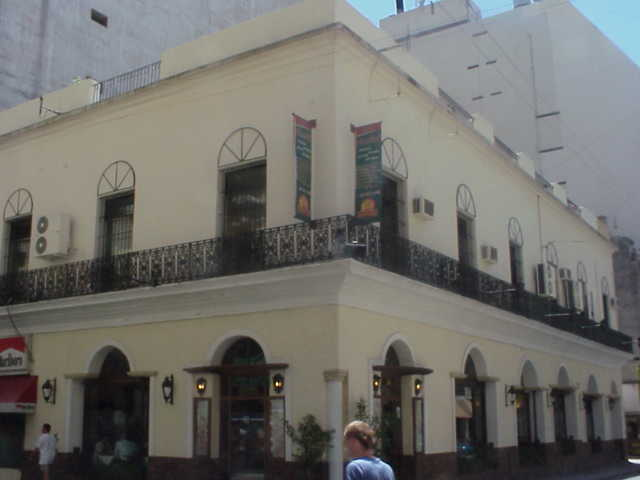 Hostel Colonial, Buenos Aires, Argentina, Argentina hotels and hostels