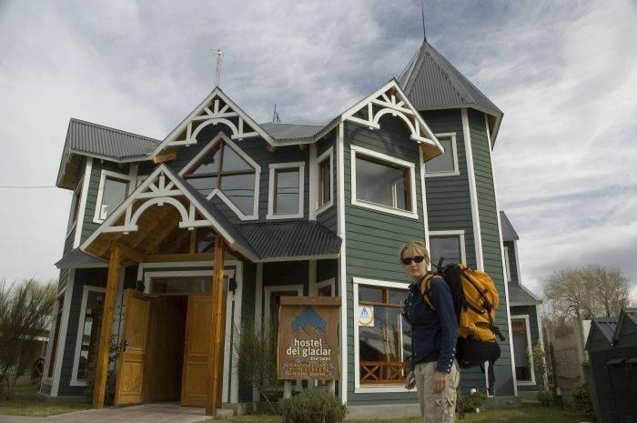 Hostel Del Glaciar Libertador, El Calafate, Argentina, kaj je tam, da naredim? Vprašajte in naročati pri nas v El Calafate