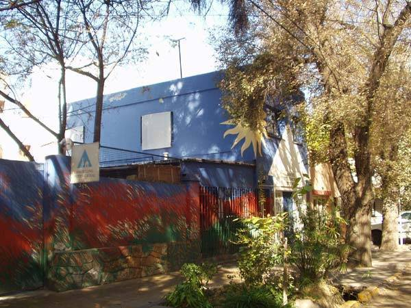 Hostel Internacional Mendoza, Mendoza, Argentina, cheap travel in Mendoza