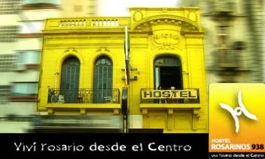Hostel Rosarinos 938, Rosario, Argentina, Argentina hotels and hostels