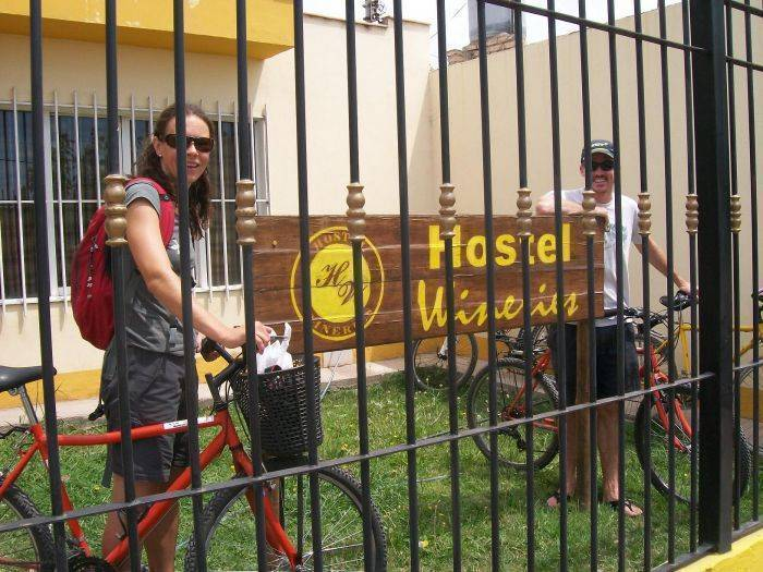 Hostel Wineries, Mendoza, Argentina, tourist class hotels in Mendoza