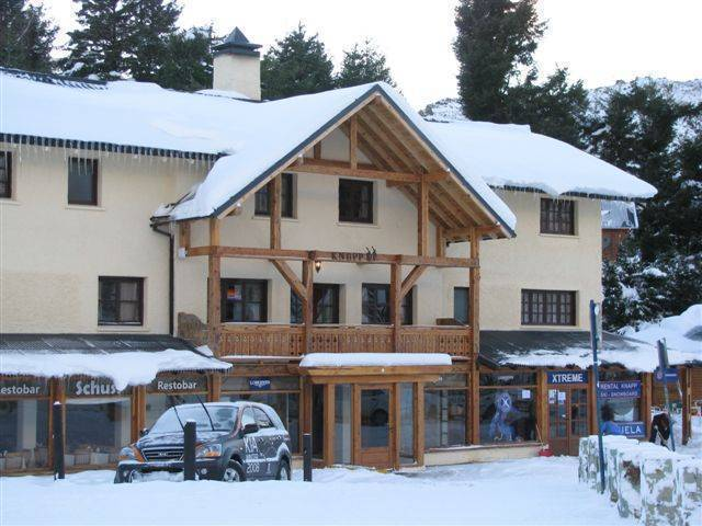 Knapp, San Carlos de Bariloche, Argentina, Argentina hotell och vandrarhem
