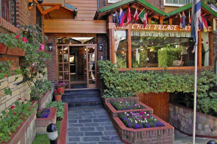 Ruca Cheli Village Ski Hotel, San Carlos de Bariloche, Argentina, check hotel listings for information about bars, restaurants, cuisine, and entertainment in San Carlos de Bariloche
