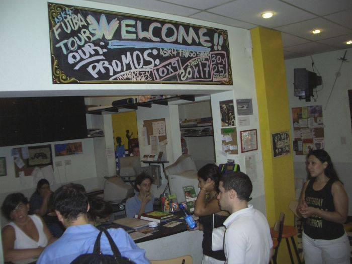 San Telmo Hostel, Buenos Aires, Argentina, best hostels in cities for learning a language in Buenos Aires