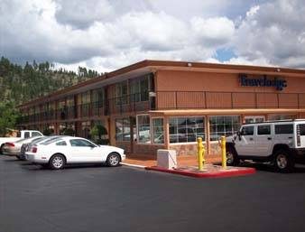 Travelodge Nau Conference Center, Flagstaff, Arizona, Arizona hostels and hotels