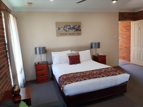 Aussie Rest Motel, Cessnock-Hunter Valley, Australia, Hotel con i migliori letti per dormire in Cessnock-Hunter Valley