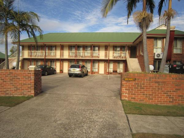 Aussie Rest Motel, Cessnock-Hunter Valley, Australia, Australia hotel e ostelli