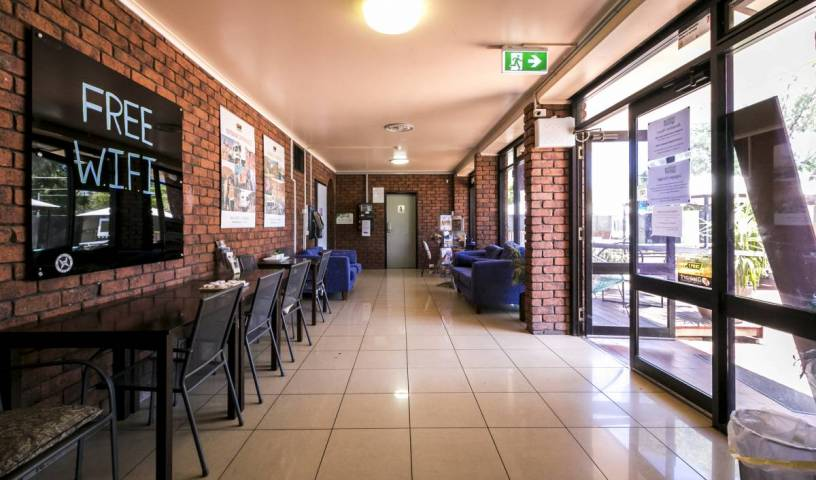 Haven Backpacker Resort - Get low hotel rates and check availability in Alice Springs, holiday reservations 13 photos