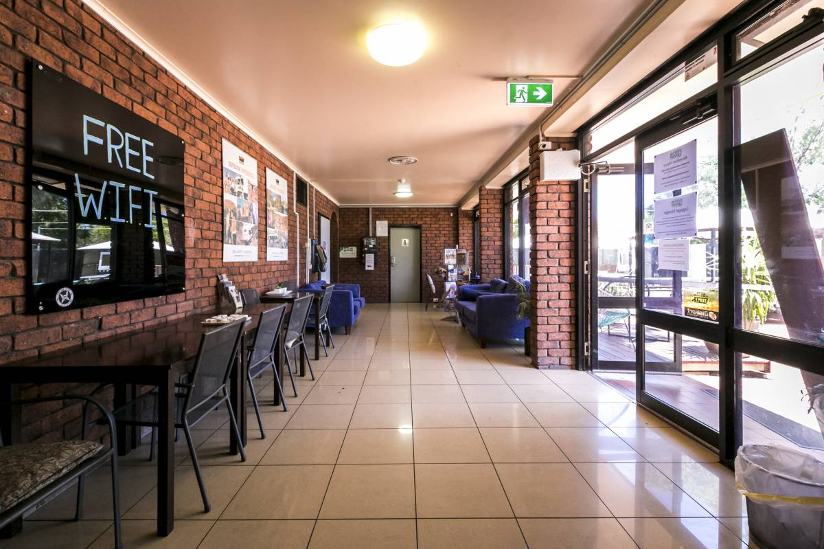 Haven Backpacker Resort, Alice Springs, Australia, Australia hotels and hostels
