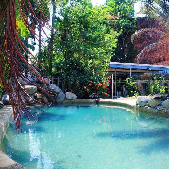 Reef Backpackers, Cairns, Australia, Australia hotels and hostels