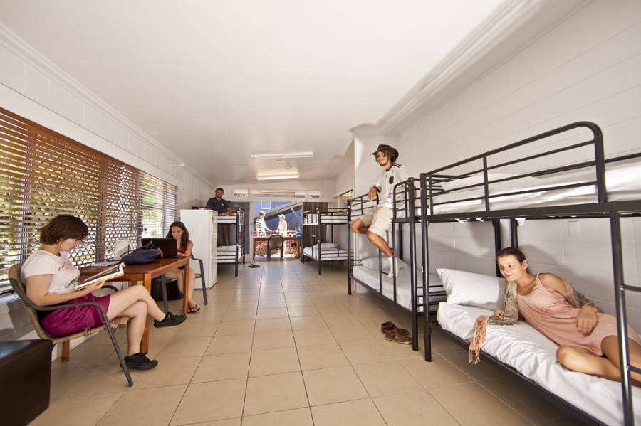 The Jack Backpackers, Cairns, Australia, Australia hotels and hostels