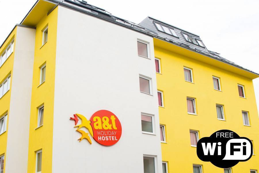 Aandt Holiday Hostel, Vienna, Austria, Khách sạn hàng đầu và điểm đến du lịch trong Vienna