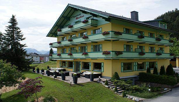 Apparthotel Montana, Bad Aussee, Austria, Austria hotels and hostels