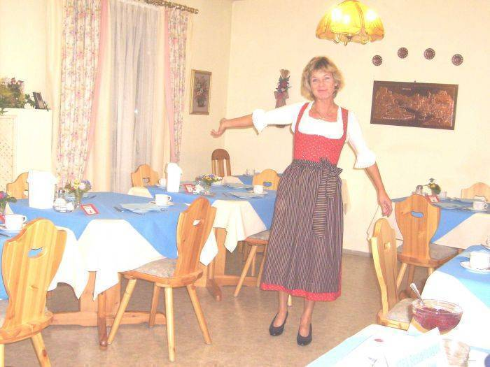 B and B Walser Birnbaum, Salzburg, Austria, geneaology travel and theme travel in Salzburg