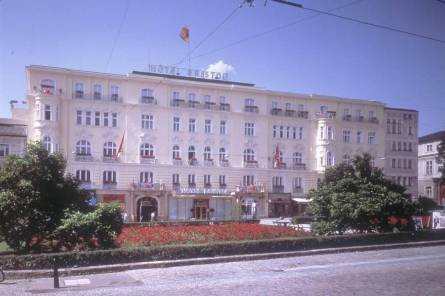 Hotel Bristol, Salzburg, Austria, Austria hotels and hostels
