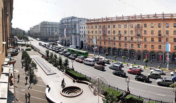 Apartment at Palace of Republic - Get low hotel rates and check availability in Minsk 9 photos