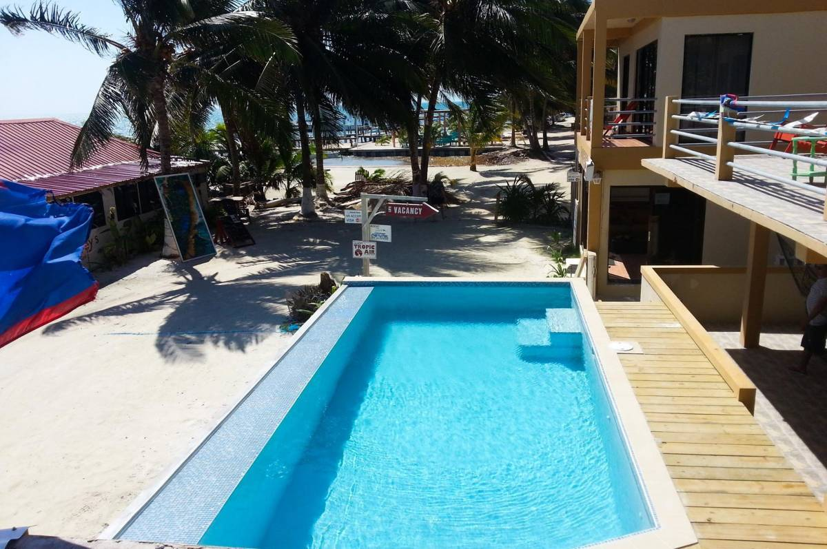 The Club at Caye Caulker, Caye Caulker, Belize, hotels with travel insurance for your booking in Caye Caulker
