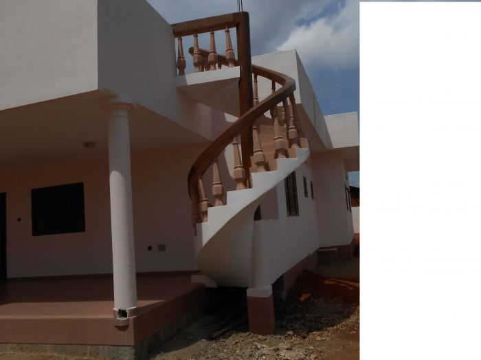 Hotel Crespin, Abomey, Benin, Benin hotels and hostels