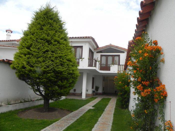 Forastero Guest House, Sucre, Bolivia, Bolivia hotels and hostels
