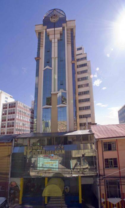 Panamerican Hotel, La Paz, Bolivia, Bolivia hotels en hostels