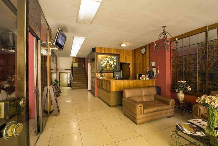 Panamerican Hotel, La Paz, Bolivia, compare with famous sites for hotel bookings in La Paz
