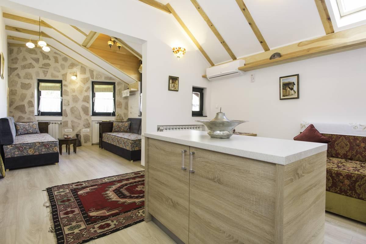 Guest House Kandilj, Sarajevo, Bosnia and Herzegovina, what is an eco-friendly hotel in Sarajevo