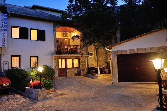 Pansion Cardak, Mostar, Bosnia and Herzegovina, Bosnia and Herzegovina hotels and hostels