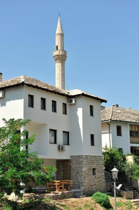 Pansion Nur, Mostar, Bosnia and Herzegovina, traveler secrets in Mostar