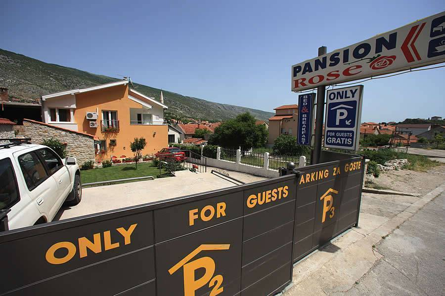 Pansion Rose, Mostar, Bosnia and Herzegovina, Bosnia and Herzegovina hotels en hostels