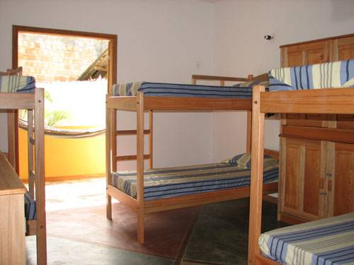 Albergue O Pharol Hostel, Itacare, Brazil, Brazil hotels and hostels