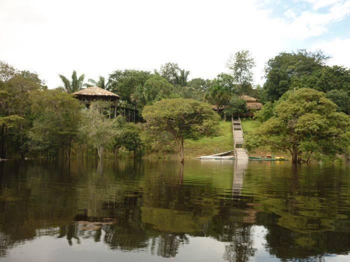 Amazon Tupana Jungle Lodge, Manaus, Brazil, Brazil hotels and hostels