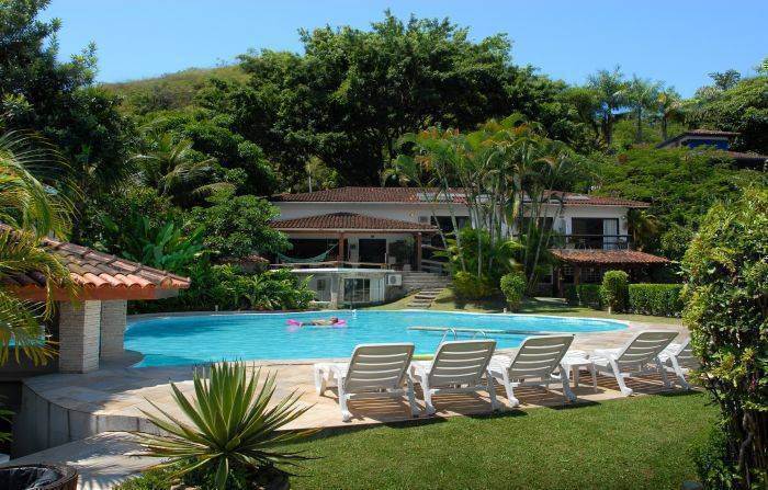 Angra Dos Reis Guest House, Angra dos Reis, Brazil, hotels with ocean view rooms in Angra dos Reis