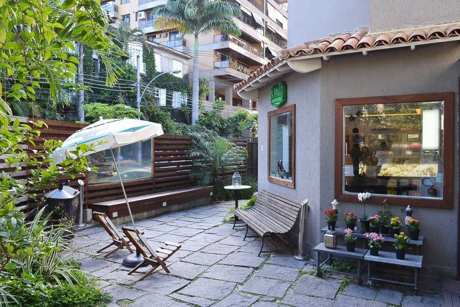 Botanic Hostel, Rio de Janeiro, Brazil, Brazil hotels and hostels
