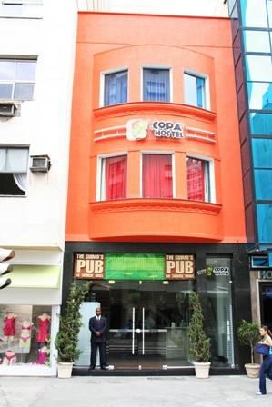 Copa Hostel, Rio de Janeiro, Brazil, Brazil hostels and hotels
