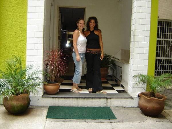 Copinha Hostel, Rio de Janeiro, Brazil, Умные путешественники в Rio de Janeiro