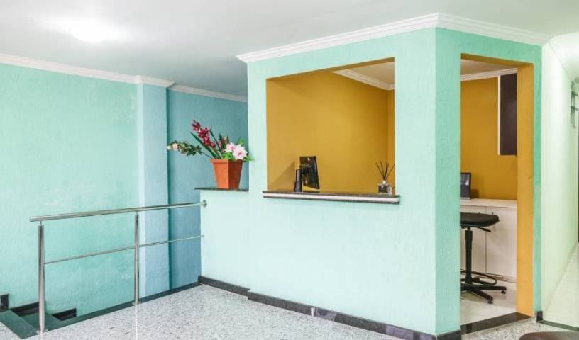 Fonte Nova Hostel - Search for free rooms and guaranteed low rates in Salvador 13 photos