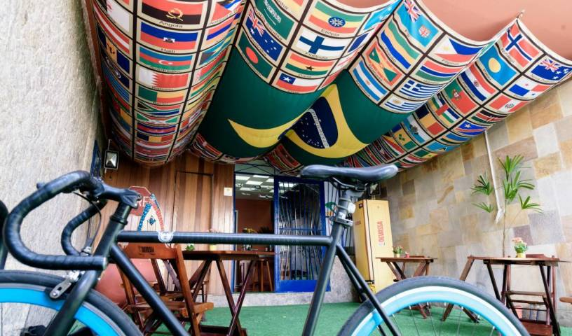 Maracana Hostel Vila Isabel - Search for free rooms and guaranteed low rates in Rio de Janeiro 27 photos