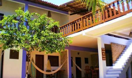 Sugar Cane Hostel - Search available rooms for hotel and hostel reservations in Pipa, how to find affordable travel deals and hotels 7 photos