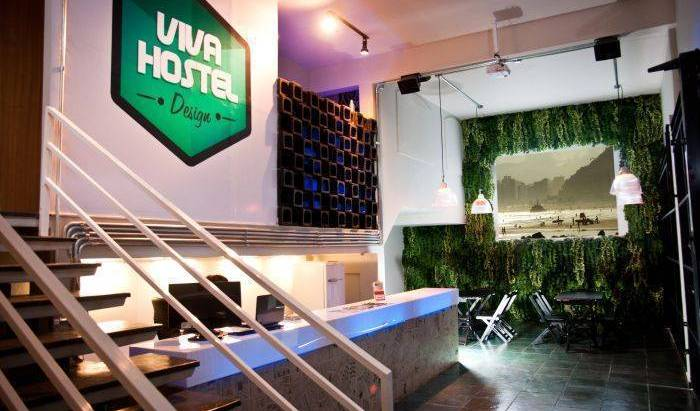 Viva Hostel Design - Search available rooms for hotel and hostel reservations in Sao Paulo 18 photos