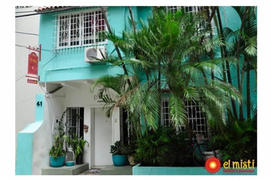 El Misti Rooms, Rio de Janeiro, Brazil, Brazil hotels and hostels