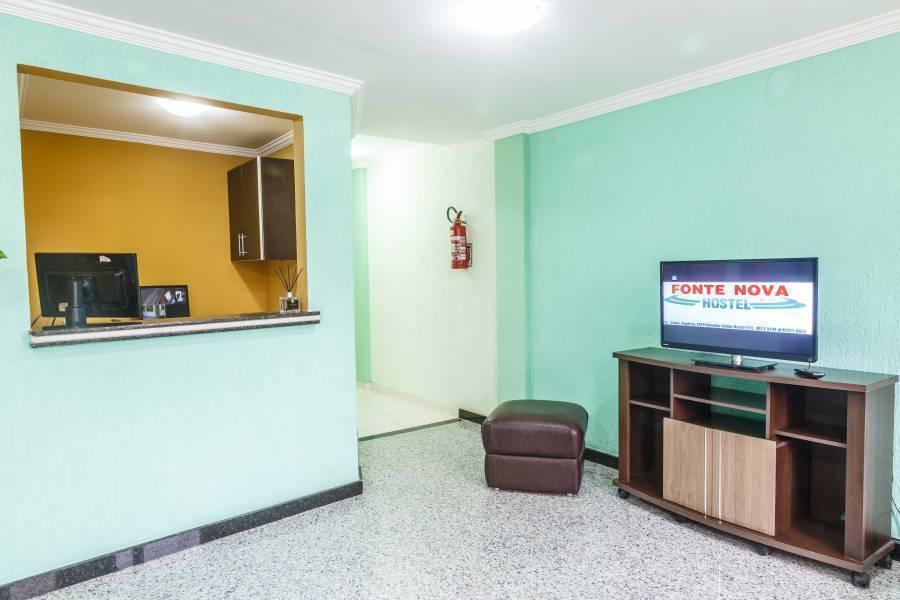 Fonte Nova Hostel, Salvador, Brazil, Hotel vicino alle stazioni della metropolitana in Salvador